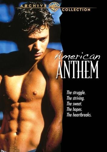 American Anthem Gaylord Wells Jones DVD R Ws Pg13