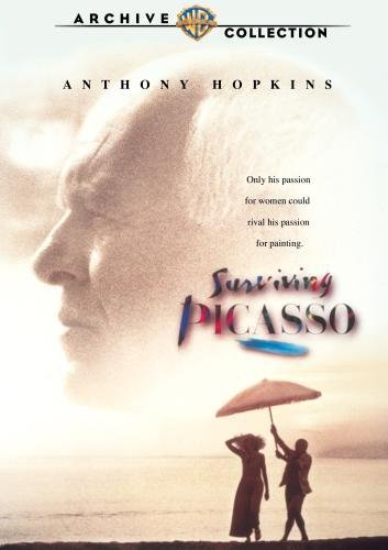 Surviving Picasso Hopkins Mcelhone Moore DVD Mod This Item Is Made On Demand Could Take 2 3 Weeks For Delivery