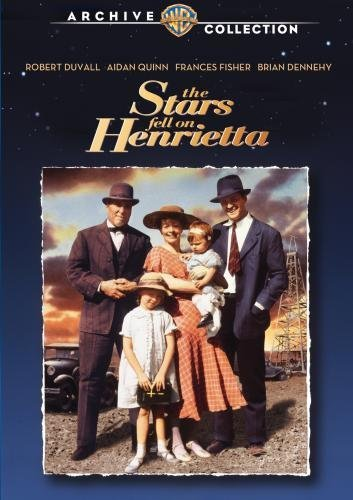 Stars Fell On Henrietta Duvall Quinn Fisher DVD R Ws Pg