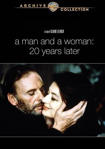 Man & A Woman 20 Years Later Aimee Trintignant Berry DVD R Ws Pg