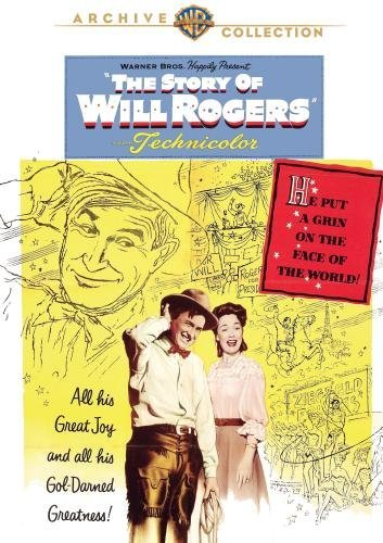 Story Of Will Rogers Rogers Wyman Hope DVD R Nr