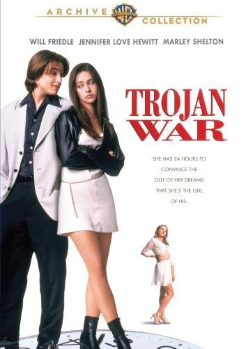 Trojan War Friedle Hewitt Shelton DVD Mod This Item Is Made On Demand Could Take 2 3 Weeks For Delivery