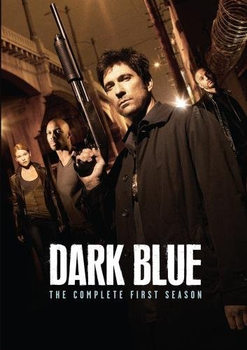 Dark Blue Season 1 DVD Mod This Item Is Made On Demand Could Take 2 3 Weeks For Delivery