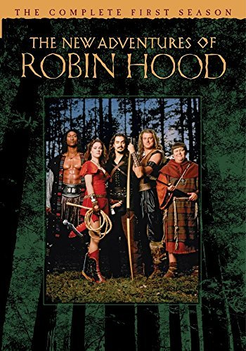 New Adventures Of Robin Hood New Adventures Of Robin Hood DVD Mod This Item Is Made On Demand Could Take 2 3 Weeks For Delivery
