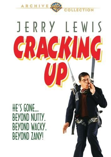 Cracking Up Lewis Berle Davis DVD R Ws Pg