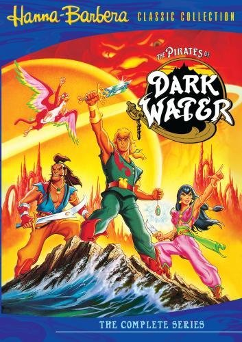 Pirates Of Dark Water Benson Elizondo Newbern DVD Mod This Item Is Made On Demand Could Take 2 3 Weeks For Delivery