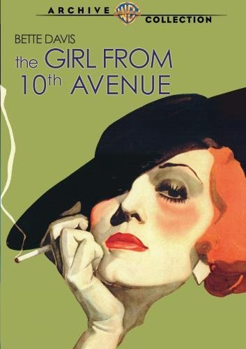 Girl From 10th Avenue Davis Hunter Clive Bw DVD R Nr