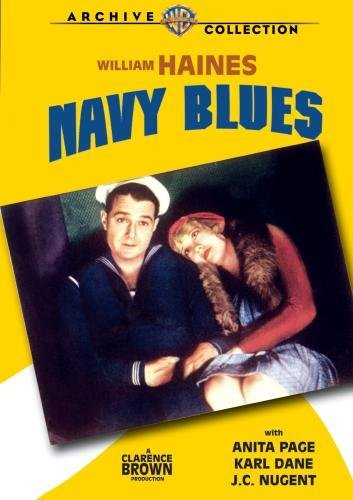 Navy Blues Haines Page Dane Made On Demand Nr