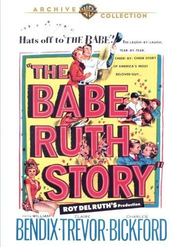 Babe Ruth Story Babe Ruth Story This Item Is Made On Demand Could Take 2 3 Weeks For Delivery