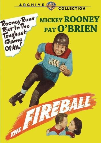 Fireball Rooney O'brien Tyler Bw DVD R Nr