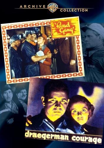 Draegerman Courage Road Gang Action Classic Double Feature Made On Demand Nr