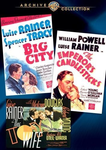 Luise Rainer Collection Rainer Luise Made On Demand Nr