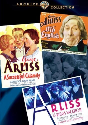 George Arliss Collection Arliss George DVD R Bw Nr
