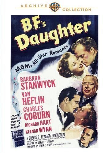 B.F.'s Daughter Stanwyck Heflin Coburn Made On Demand Nr