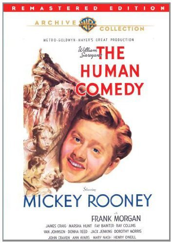 Human Comedy (remastered) Rooney Collins Bw DVD R Nr