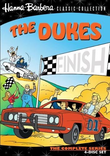 Dukes Complete Animated Serie Dukes DVD Mod This Item Is Made On Demand Could Take 2 3 Weeks For Delivery