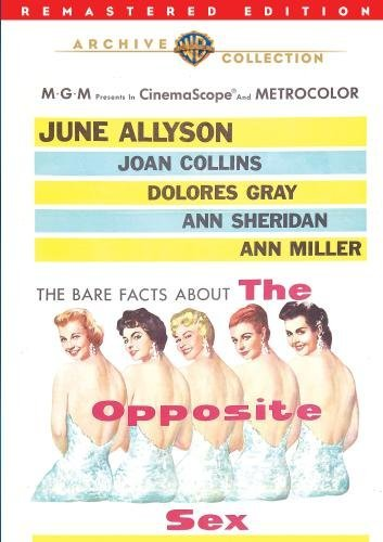 Opposite Sex (remastered) Allyson Collins Gray DVD Mod This Item Is Made On Demand Could Take 2 3 Weeks For Delivery