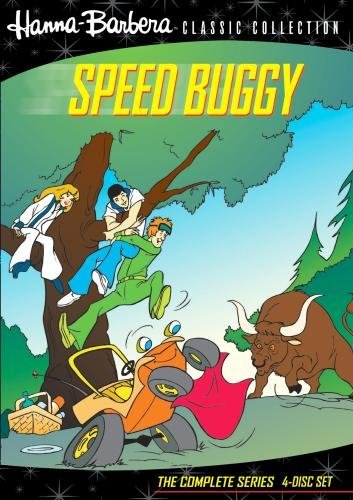 Speed Buggy Complete Series Speed Buggy DVD R Nr
