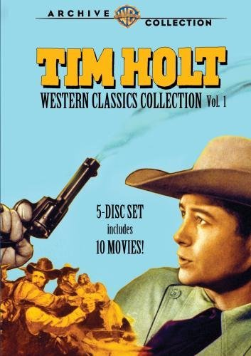 Tom Holt Western Classics Vol. 1 DVD R Nr