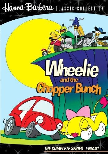 Wheelie & The Chopper Bunch Complete Series DVD Mod This Item Is Made On Demand Could Take 2 3 Weeks For Delivery