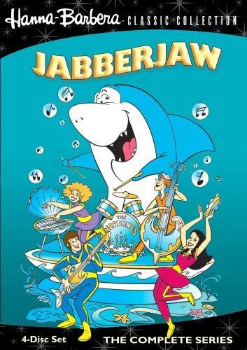 Jabberjaw Complete Series Jabberjaw Made On Demand Nr