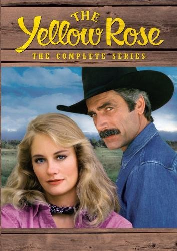 Yellow Rose Yellow Rose Complete Series Made On Demand Nr 5 DVD