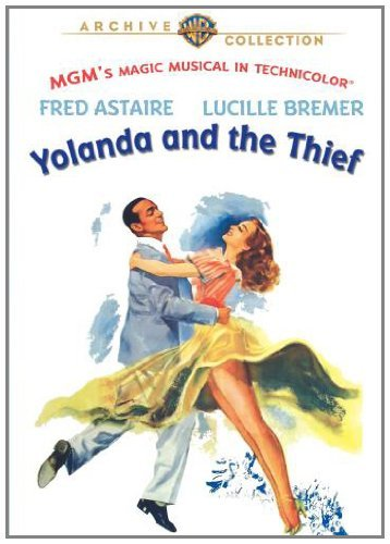 Yolanda & The Thief Astaire Bremer Morgan DVD Mod This Item Is Made On Demand Could Take 2 3 Weeks For Delivery