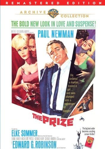 Prize (remastered) Newman Sommer Baker DVD Mod This Item Is Made On Demand Could Take 2 3 Weeks For Delivery