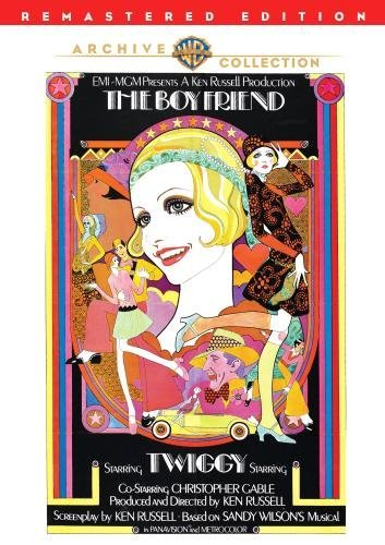 Boy Friend (remastered) Twiggy Gable DVD Mod This Item Is Made On Demand Could Take 2 3 Weeks For Delivery