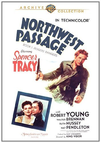 Northwest Passage Tracy Young Brennan DVD R