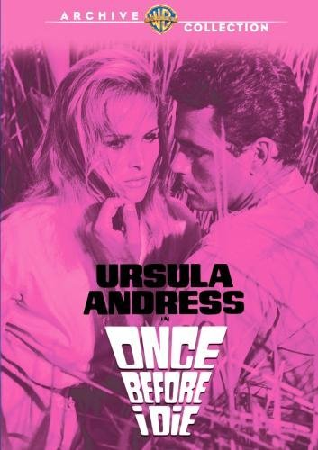 Once Before I Die Andress Derek Jaeckel Made On Demand Nr