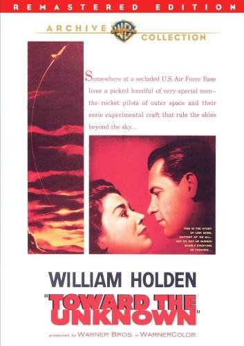 Toward The Unknown (1956) Holden Nolan Leith Made On Demand Nr