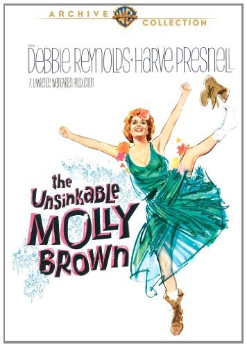 Unsinkable Molly Brown Reynolds Presnell Begley Made On Demand Nr