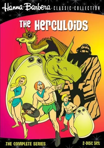 Herculoids Complete Series This Item Is Made On Demand Could Take 2 3 Weeks For Delivery