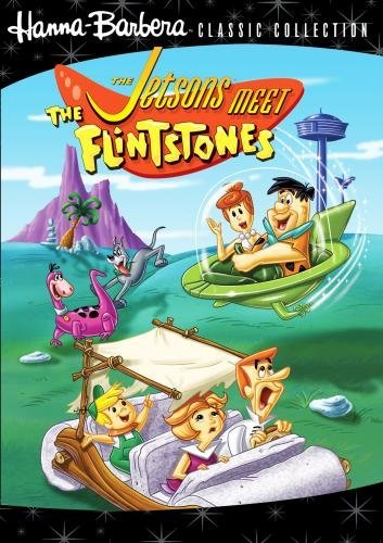 Jetsons Meet The Flintstones Jetsons Meet The Flintstones Made On Demand Nr