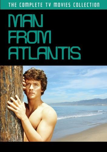 Man From Atlantis The Complete Tv Movies Collection Made On Demand Nr 2 DVD