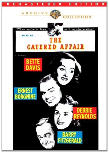 Catered Affair (remastered) Davis Borgnine Reynolds Made On Demand Nr