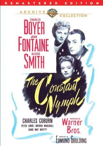 Constant Nymph (remastered) Boyer Fontaine Marshall Made On Demand Nr 6 DVD