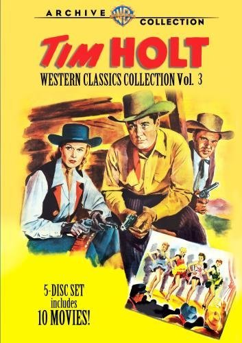 Tom Holt Vol. 3 Western Classics Collec This Item Is Made On Demand Could Take 2 3 Weeks For Delivery