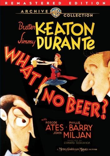 What! No Beer? (remastered) Keaton Durante Ates DVD Mod This Item Is Made On Demand Could Take 2 3 Weeks For Delivery