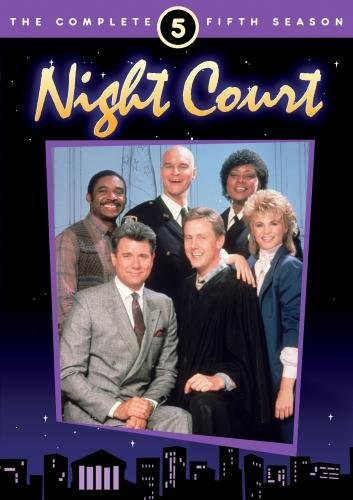 Night Court Season 5 DVD R Nr