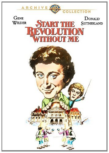Start The Revolution Without M Wilder Sutherland Griffith DVD R Ws Pg