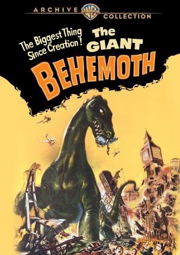 Giant Behemoth Evans Morell Turner DVD Mod This Item Is Made On Demand Could Take 2 3 Weeks For Delivery