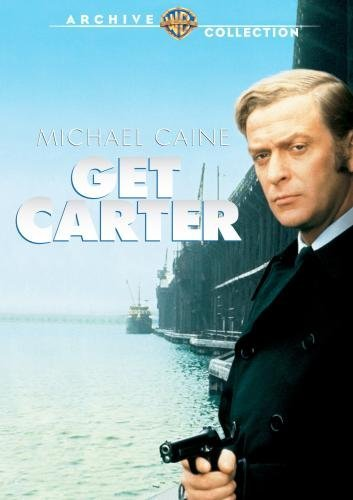 Get Carter (1971) Caine Hendry Osborne Made On Demand R