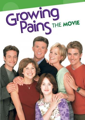 Thicke Kerns Cameron Growing Pains The Movie DVD R Nr