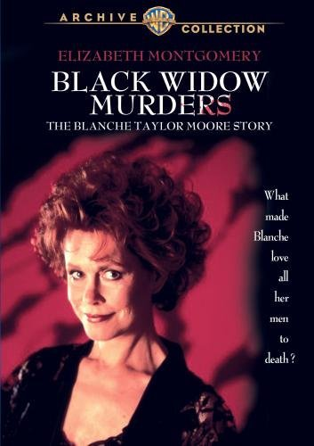 Black Widow Murders The Blanc Montgomery Clennon Jackson DVD R Nr