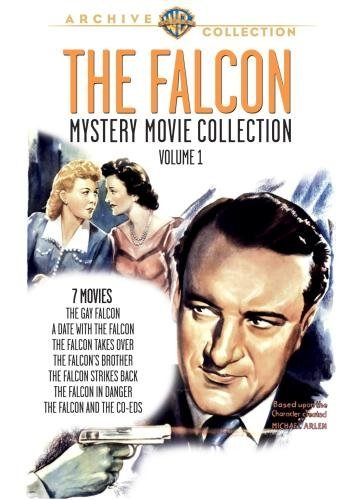 Falcon Mystery Movie Collectio Vol. 1 This Item Is Made On Demand Could Take 2 3 Weeks For Delivery