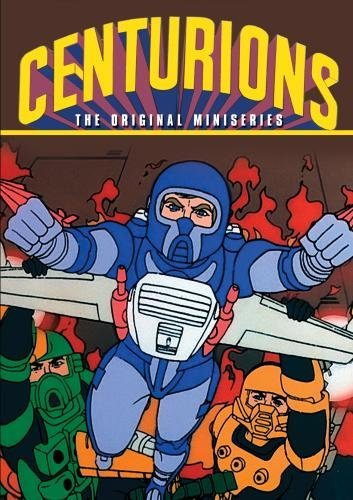 Centurions Complete Miniserie Centurions The Original Minis Made On Demand Nr