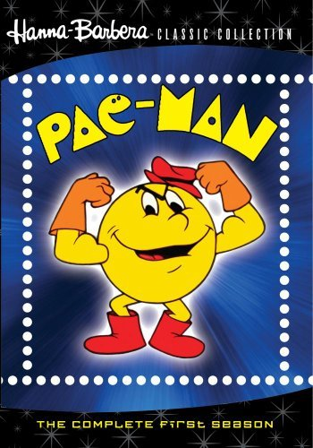 Pac Man Complete First Season Pac Man Made On Demand Nr 2 DVD