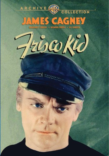 Frisco Kid Cagney Lindsay Cortez Made On Demand Nr